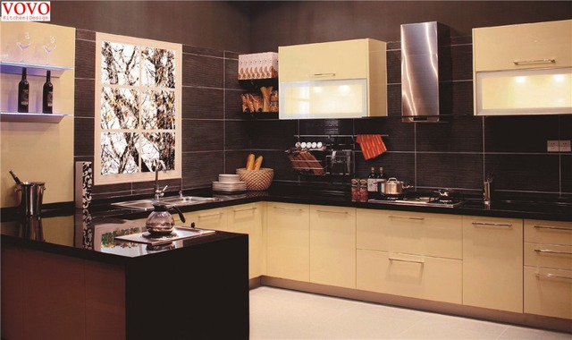 Best selling kitchen cabinet color-in Kitchen Cabinets from Home ...