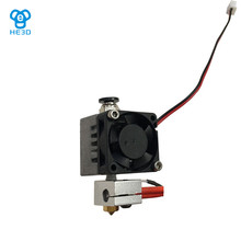 HE3D nozzle  for single/ dual/ triple extruder of the 3D printer hot end