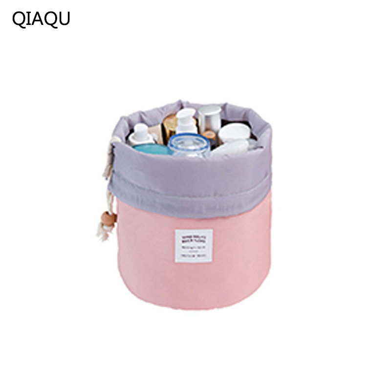 QIAQU Vanity Pouch Necessaire Trip Beauty Women Travel Toiletry Kit Make Up Makeup Case Organizer Cosmetic Bag for Beautician декор lord vanity quinta mirabilia grigio 20x56