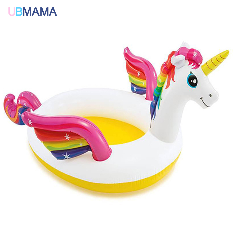 High quality baby inflatable swimming pool inflatable children play pool swimming toy game pool kids play toy summer swimming dual slide portable baby swimming pool pvc inflatable pool babies child eco friendly piscina transparent infant swimming pools