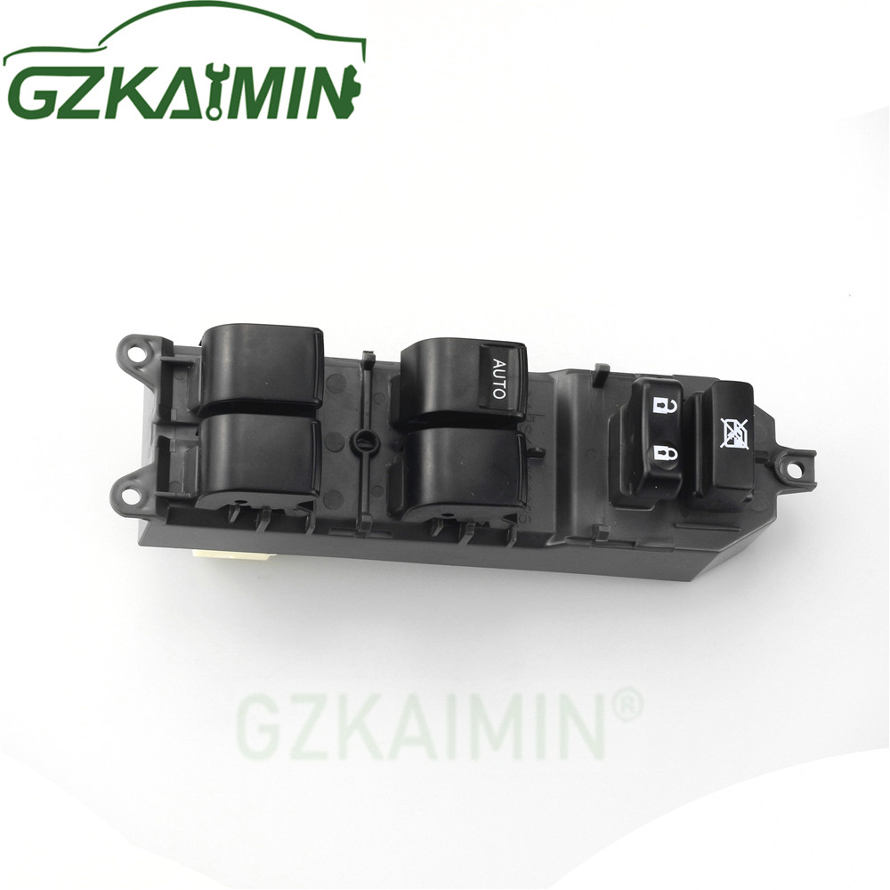 NEW High Quality Power Window Switch Master Front Left  84820-06100 8482006100 For 2006-2012 For TOYOTA CAMRY