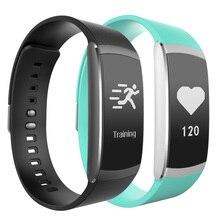 Smart Браслет Bluetooth 4.0 Водонепроницаемый Сенсорный экран Фитнес трекер здоровье браслет сна Мониторы Смарт часы для IOS Android
