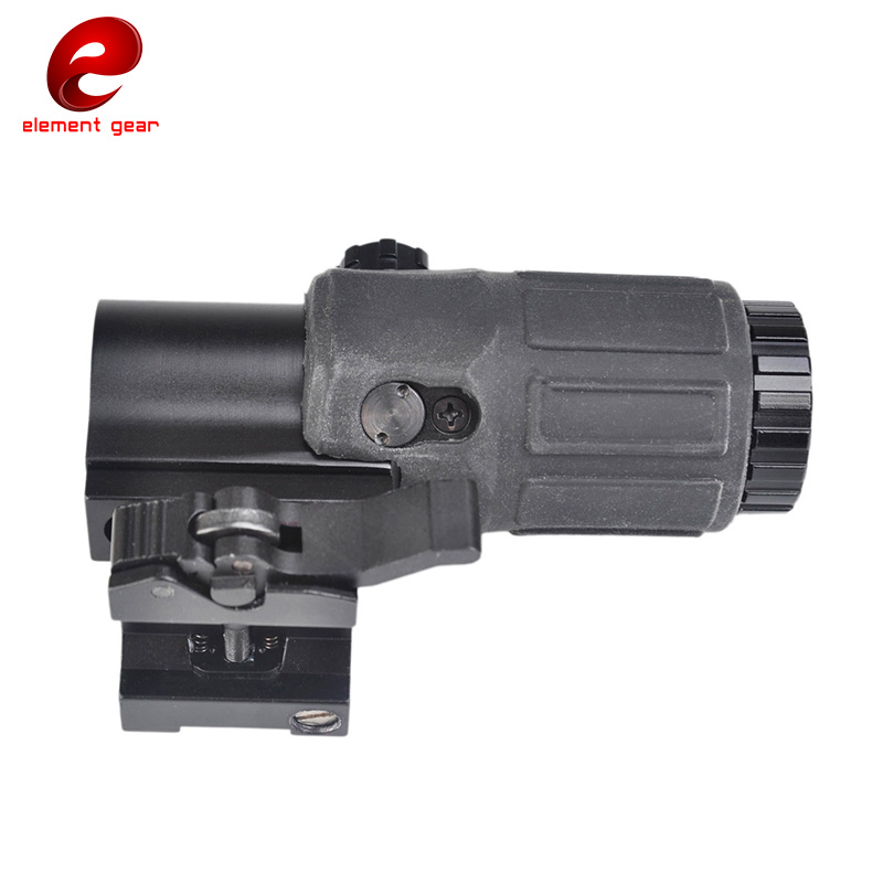 Image 3 - Element Tactical Hunting Rifle Holographic Red Dot Optics Spotting Scopes 3x Magnifier Rifle Airsoft Gun with STS Mount EG5348-in Riflescopes from Sports & Entertainment