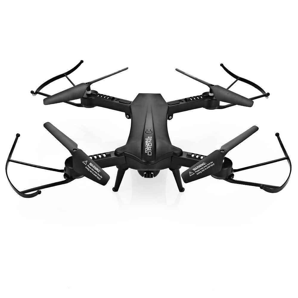 2017 New Foldable RC Quadcopter WiFi FPV 720P Camera RC Drone Dron Headless Mode Aircraft with LED Light Remote Control Toys все цены