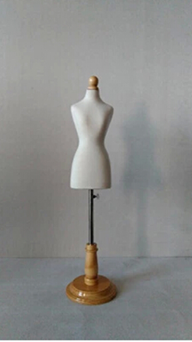 1/3Female dress form Mannequin,play jewelry flexible women sewing ...