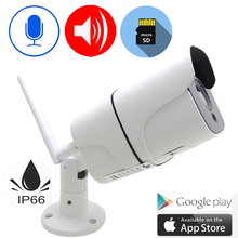 JIENUO IP Camera Wifi 720P 960P 1080P HD Wireless Cctv Security Outdoor Waterproof Audio IPCam Infrared Surveillance Home