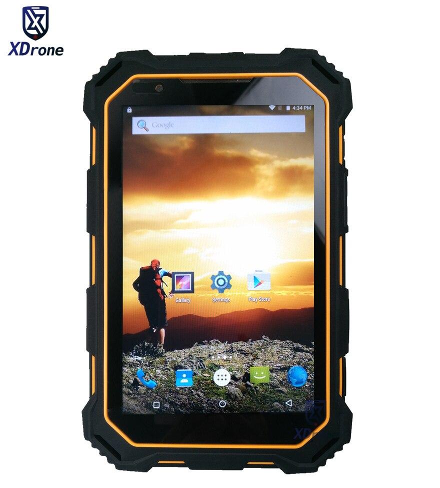 2018 Original Android Rugged Tablet PC IP68 Waterproof font b Smartphone b font Shockproof MTK6735 Quad