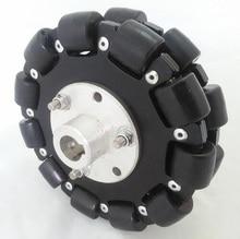 127mm Robot Platform Chassis Omni Directional Wheel