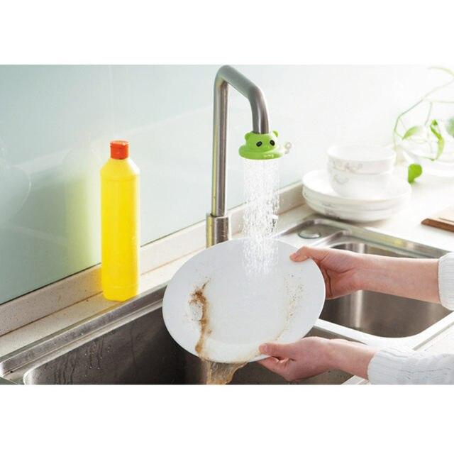 Online Shop Useful Silicone Faucet Filter Water-saving Anti-splash ...