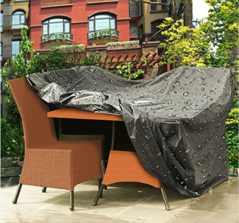 Outdoor Garden Furniture Rain Cover Waterproof Oxford