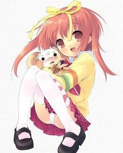 Image 2 - Милая женская обувь для косплея Алисы в стране чудес Лолита горничная с круглым носком японская школьная форма Мария Джейн на плоской подошве Uwabaki
