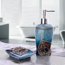 2 יח\סט ExquisiteLiquid סבון Dispenser סבון תיבת Sanitizer יד מיכל קרם שמפו בקבוק צלחת סבון אביזרי אמבטיה