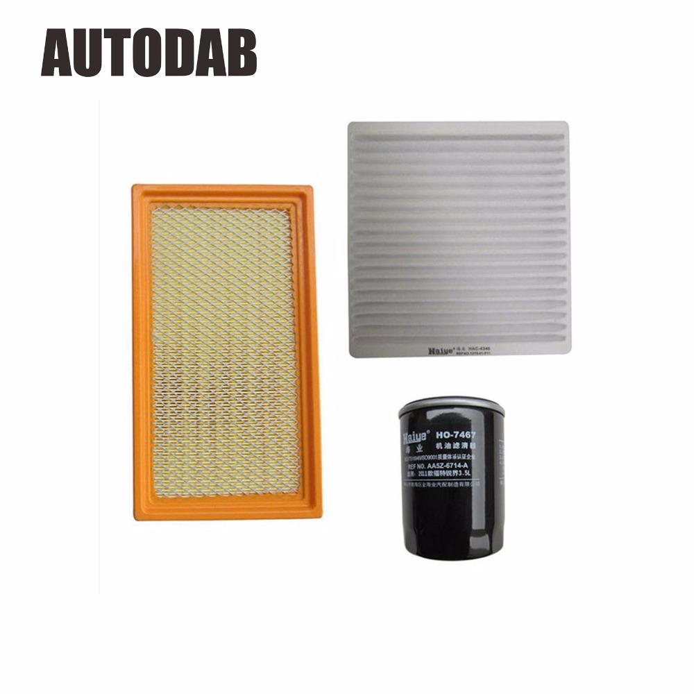 High Quality Filters For   Ford Edge   Air Filteroil Filtercabin Filter Top Christmas Gifts