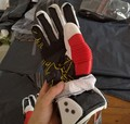 >>>>>>Top Cow Leather<<<<<< Gp Pro Motorcycle Gloves Real Cool Road Racing Moto Gloves GP PRO
