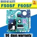 Материнская плата F50SF REV 2 0 64 ГБ для For Asus X61S M60SF F50SF материнская плата для ноутбука F50SF материнская плата F50SF тест материнской платы 100% ОК