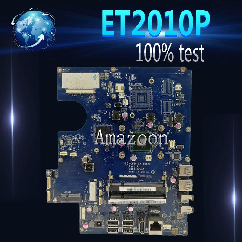Amazoon  Original All-in-one motherboard For ASUS ET2010P ET2010 LA-5952 mainboard 100% Test ok Works GMAmazoon  Original All-in-one motherboard For ASUS ET2010P ET2010 LA-5952 mainboard 100% Test ok Works GM