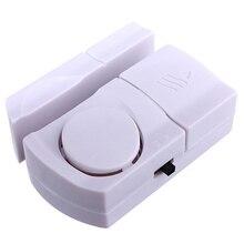 100Db Wireless Alarm System Burglar Safely Security Window Door Home Magnetic Sensor Best Promotion