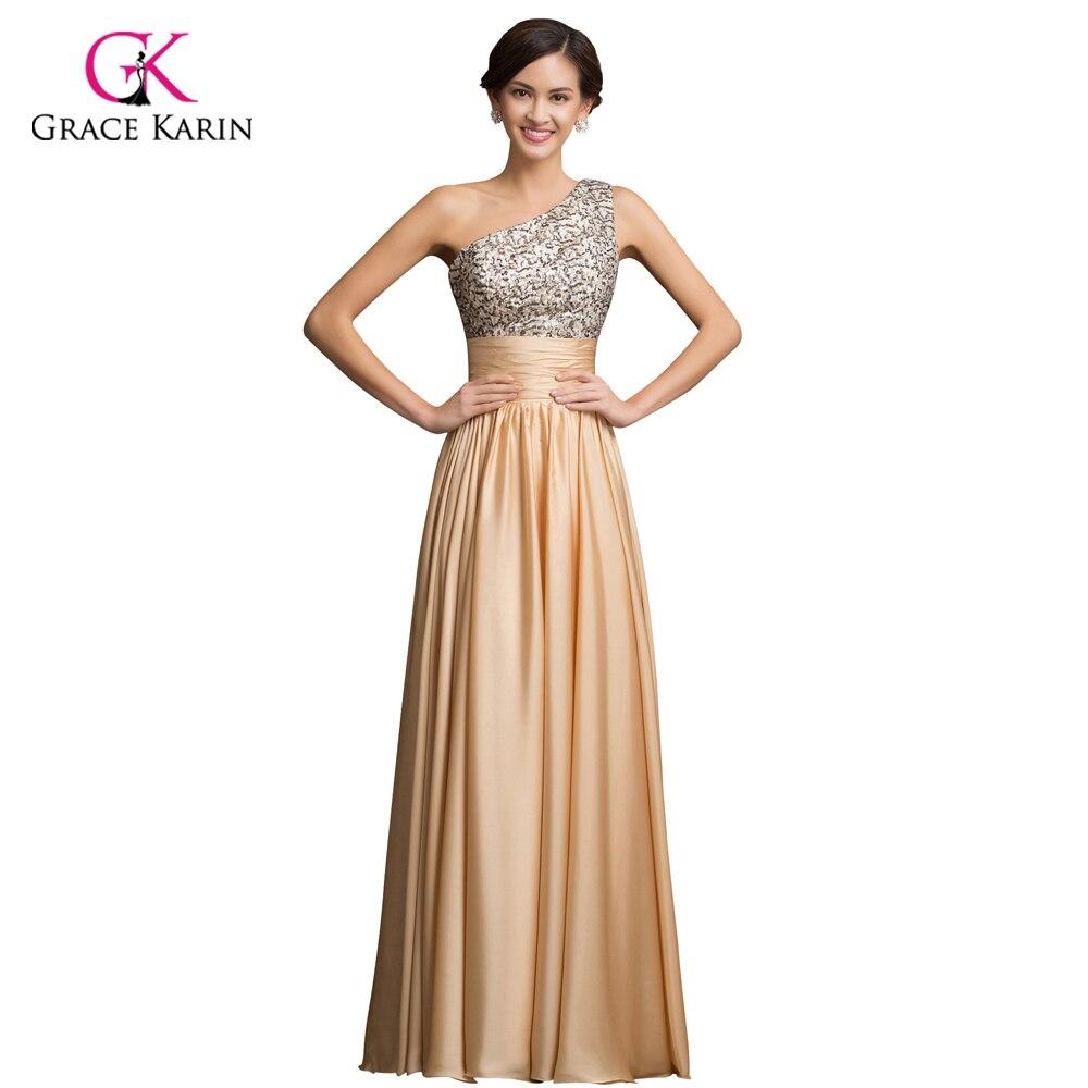 Dress Gold Satin Promotion-Shop for Promotional Dress Gold Satin ...