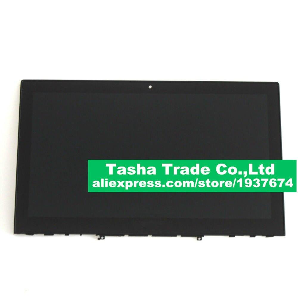 Pour Lenovo Y70-70 Y70 70 FHD Lcd Écran Tactile + Cadre Assemblée LP173WF4-SPF1