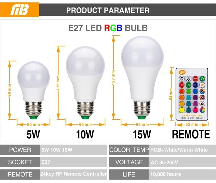 RGB Bulb-2