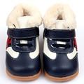обувь для малышей ботинки для девочки зима Детские сапоги для девушки снегоступы кожа детская обувь зимняя детская сапоги мальчиков детская обувь дети сначала ходунки малышей мокасины детские сапоги зимние полусапожки