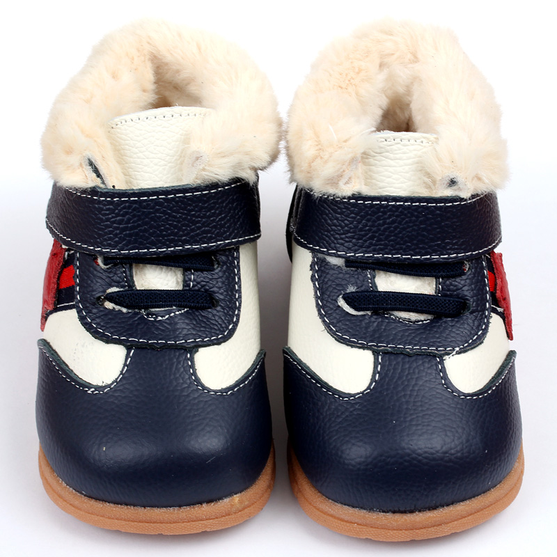 Baby Boots for Girl Snow Boots Leather Baby Shoes Winter Baby Boots Boys Infant Shoes Kids Rabbit Fur Warm Toddler Moccasins lacoste поло