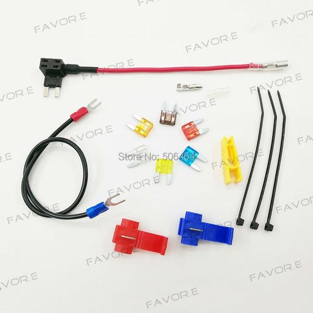 fuse tap adapter mini atm apm blade fuse holder 32v for automotive rh aliexpress com