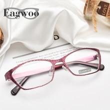 6b0bbc984b Las mujeres diseñado anteojos marco óptico de luz Super espectáculo de ojo  de gato de estilo Vintage de moda gafas 9156