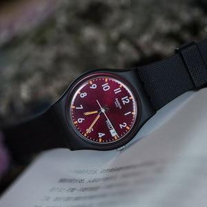 Image 2 - relogio masculino montre classique couleur Code série montre à Quartz GB753