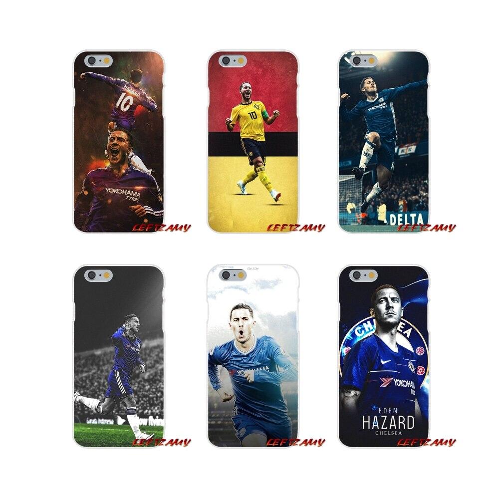 Accessories Phone Cases Covers eden hazard roar Chelsea Star For iPhone X XR XS MAX 4 4S 5 5S 5C SE 6 6S 7 8 Plus