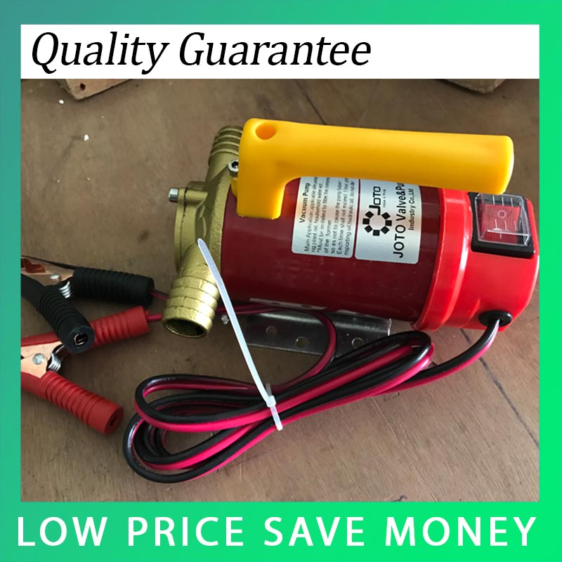 50L/min Methanol Add Oil Pump 24V Micro DC Oil Transfer Pump