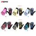 Qepae Full Finger Bicycle Gloves Windproof Winter Mtb Bike Gloves Silicone Shockproof Riding Motorcycle Cycling gloves guanti