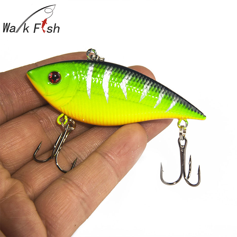 1Pcs VIB Fishing Lure 7CM 10.5G Pesca Fishing Wobbler Crankbait Artificial Japan Hard Bait Tackle Swimbait 5 Colors Available mmlong 12cm realistic minnow fishing lure popular fishing bait 14 6g lifelike crankbait hard fish wobbler tackle pesca ah09c