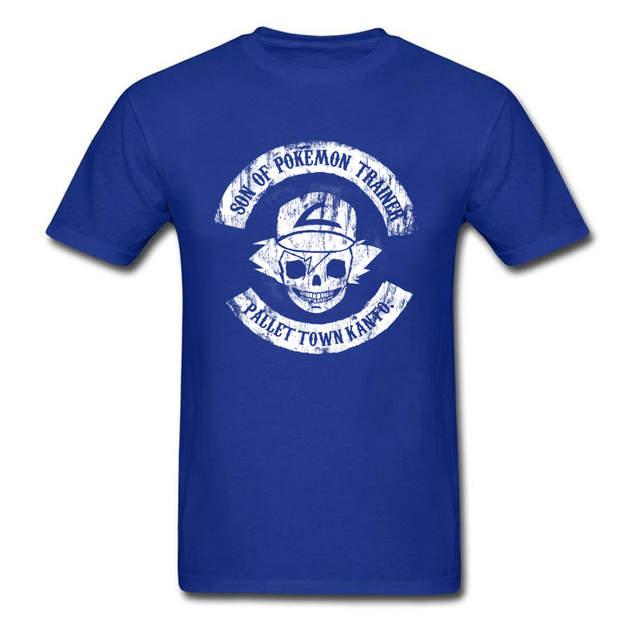 Online Shop 2018 Famous T Shirt Brand Logos Black Elf Skull 3d Print