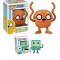 Funko POP! TV x Adventure Time Jake BMO Vinyl Figure Collection  Television Character PVC Doll  with Gift Box