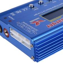 iMAX B6 Lipro NiMh Li-ion Ni-Cd RC Battery Balance Digital Charger Discharger
