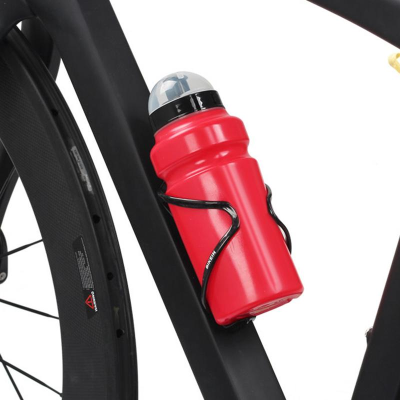 3K ultra light full carbon fiber bottle cage mountain / road bike high strength water cup holder