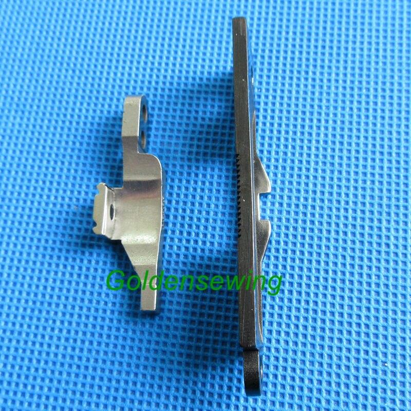 1245 Walking Foot Nähmaschine Stichplatte /& Transporteur für Pfaff 145 545