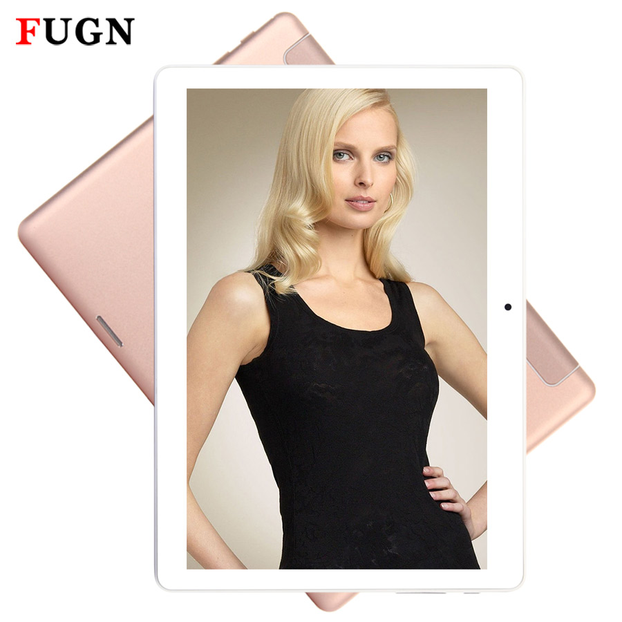 FUGN 10 inch Tablet 4G LTE Phone Call Tablet PC with Camera GPS Wifi Keyboard 1920*1200 IPS 2 In 1 Smartphone Tablet 8 9.7''