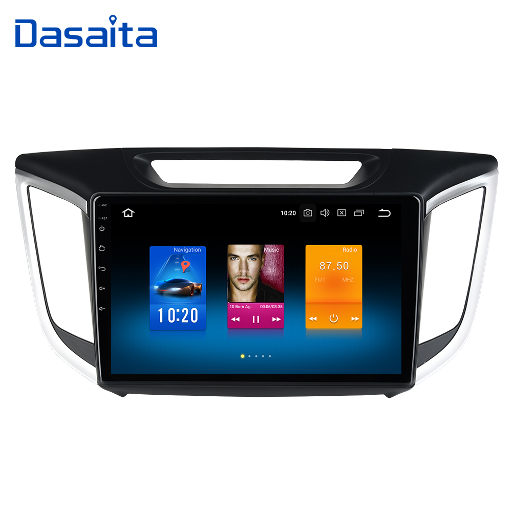 Car Multimedia Player for Hyundai IX25 GPS 2014 2015 2016 with Android 9 0 10 2