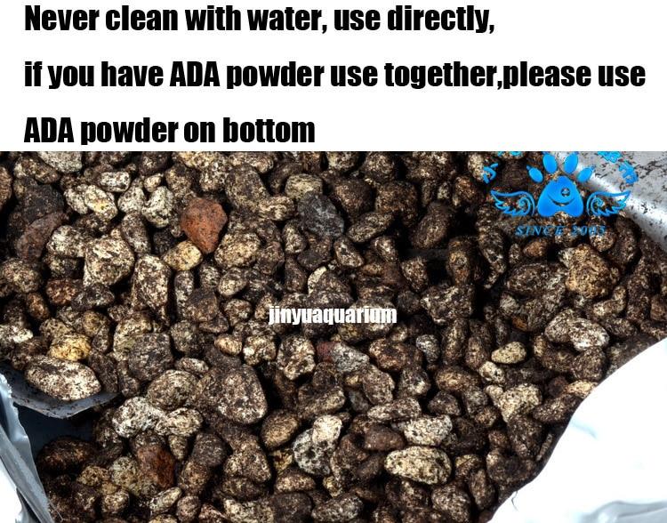 comprar ada acuario diseo amano acuario natural de arena tanque de la planta de raz de tank ink fiable proveedores en jinyu