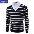 Men's Brand Clothing Slim Fitness Striped Polo Shirt Men Long Sleeve Shirt Homme Spring Fall Casual Tee Shirts Tops 2017 M-3XL