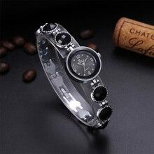 New Fashion Luxury Jewelry Bracelet Quartz Watch Women Casua