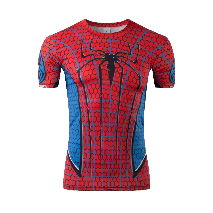 Compare prices on black spiderman shirt online shopping for Shirts online shopping lowest price