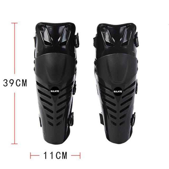 Motorcycle Protective Knee Bicycle Roller Skating Kneepads Drop Armor Downhill Ski Kneepads Body Safety Protection