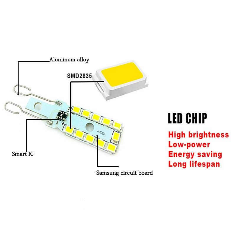 5W 7W 9W G9 Led Lamp AC 220V SMD 2835 G9 Lamp Led Bulb Replace 30W- 60W Halogen Lamp Lampada Led Chandelier Lighting 1PCS