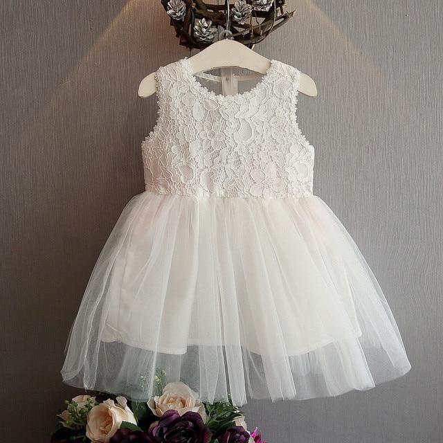 Lace Princess Girls Dress Summer Kids Dresses For Girls Roupas Infantis  Menina Elegant Vintage Vestido 2 4 6 Years TCL07 145220995973