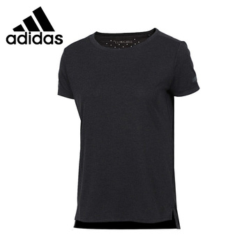 Original New Arrival  Adidas CHILL TEE W Women's  T-shirts short sleeve Sportswear