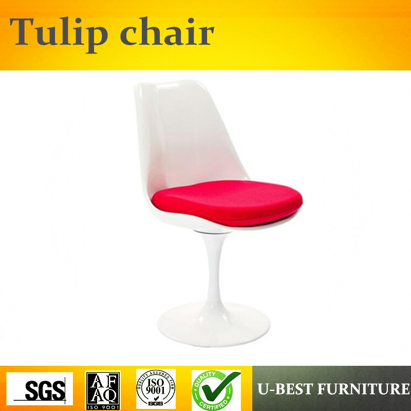 U-BEST Modern fiberglass Bar Chair Dining Chairs with fabric Cushion,designer classic tulip dining chair u best modern fiberglass bar chair dining chairs with fabric cushion designer classic tulip dining chair