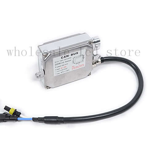 ФОТО 1X Free Shipping New AC 12V 35W HID Xenon CAN-BUS Error Decode Ballast For H1 H3 H4 H7 H7C H7R [AC03]